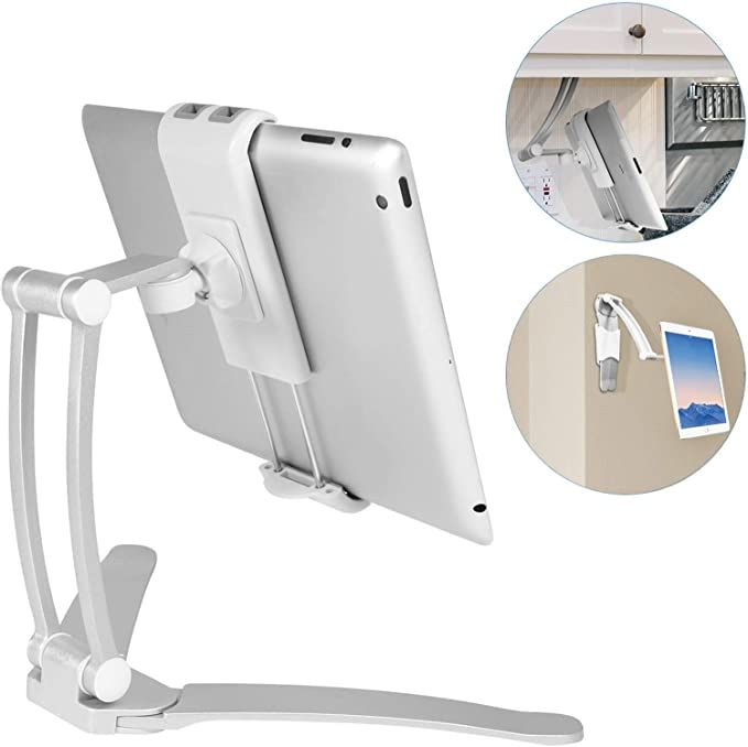 amazon macally 2in1 kitchen tablet stand ipad wall