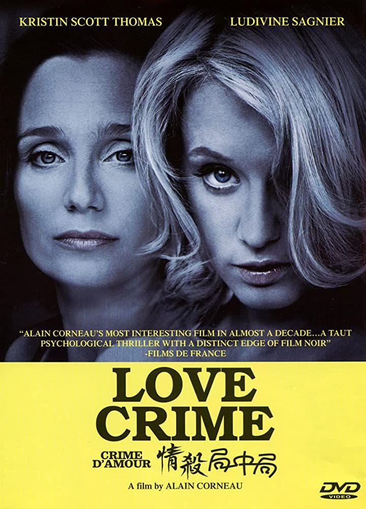 Crime D Amour Film Genre Frankrig