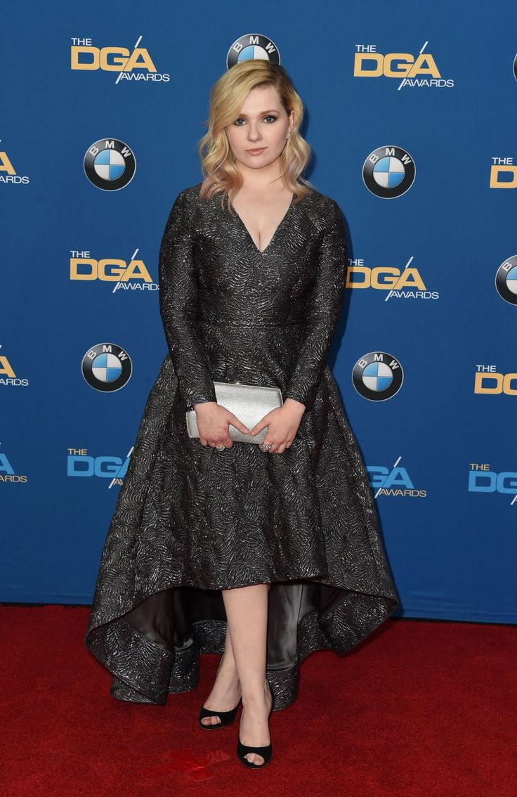 Abigail Breslin | Abigail Breslin – Directors Guild of America Awards 2016 in Los ...