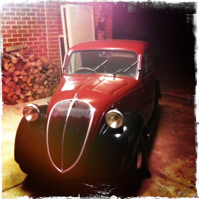 Dad new car 2012