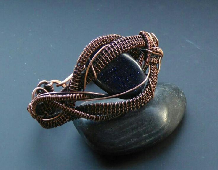 1875 best wire wrap images on Pinterest | Wire work, Copper and Wire ...