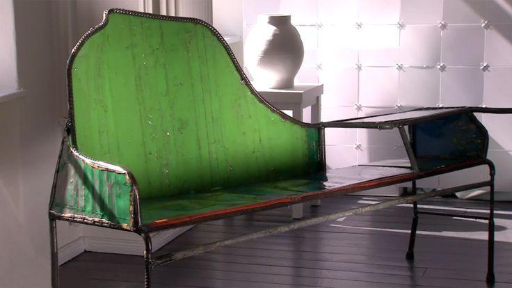 """Arte movie """"assemblage"""" exhibition DAD galerie Berlin"""