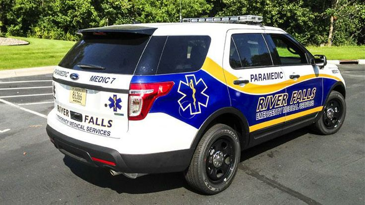 Police Fire And Emergency Vehicle Graphics Digital