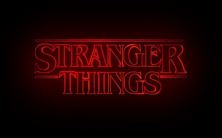 Best Stranger Things Image Free Download For Your Desktop Wallpapers Desktop Stranger Things Logo Stranger Things Season Two Stranger Things Aesthetic