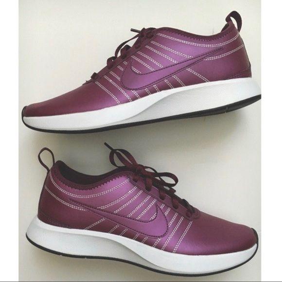 Nike Dualtone Racer PRM Grey Purple