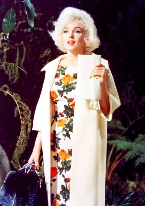 Marilyn Monroe in Something's Got To Give (1962):