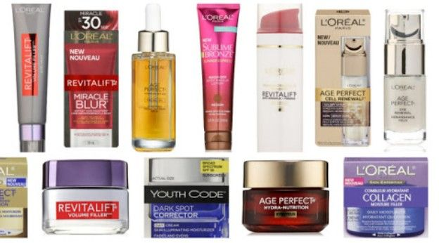 Wide-ranging Cosmetics & Skincare products, Topmost Brands at GM