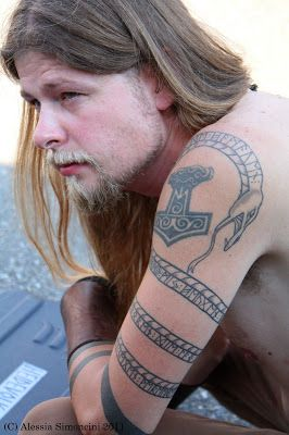 79 best images about tattoo on pinterest norse mythology for Neo pagan tattoos
