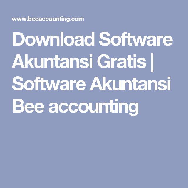 Download Software Akuntansi Gratis | Software Akuntansi Bee accounting