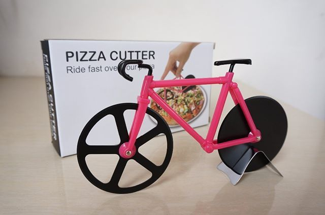 Bicycle Pizza Cutter Only $13.99 Free Shipping worldwide if you like it share it with your friends ! Link in BIO section ! #kitchen #home #sweethome #cooking #sushi #lunchbox #baking #dinner #cookie #cookbook #kitchenaid #kitchenware #kitchentools #mykitchen #souleater #goodeats #eatwell #eatrealfood #eatstagram  Yummery - best recipes. Follow Us! #kitchentools #kitchen