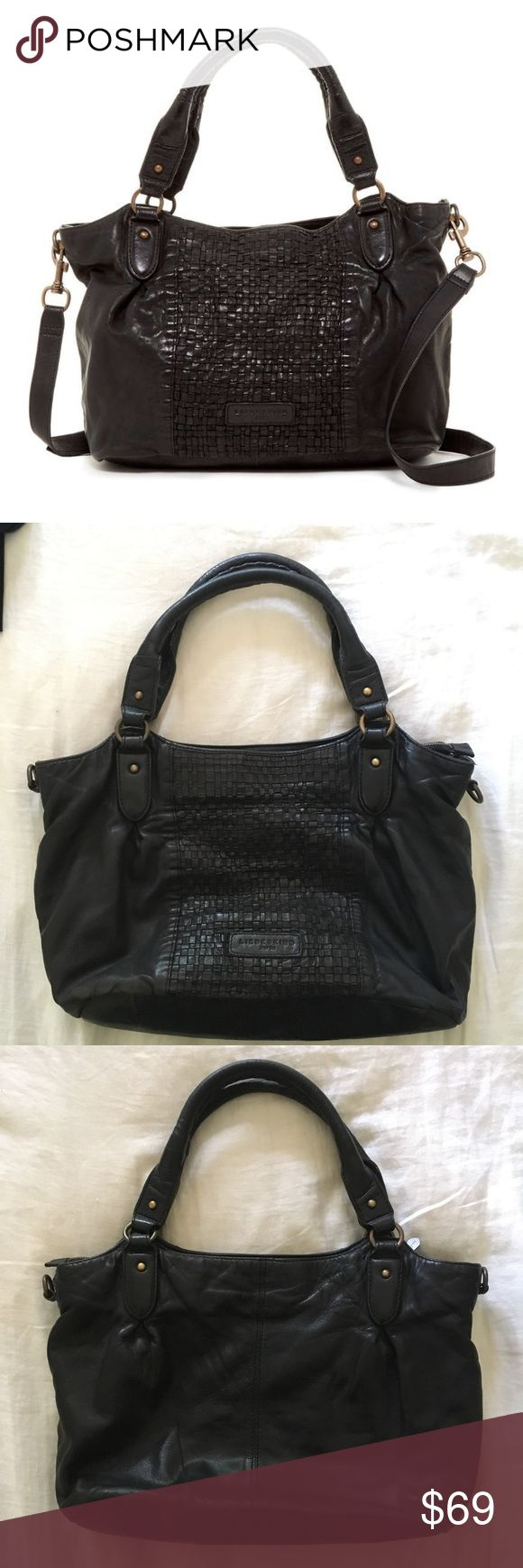 Liebskind purse, EUC Liebeskind Dominique purse, excellent used condition. No damages at all. Used only a few times. Bought at Nordstrom for $139. 100% leather. Prices are negotiable, send offers! Liebeskind Bags Shoulder Bags