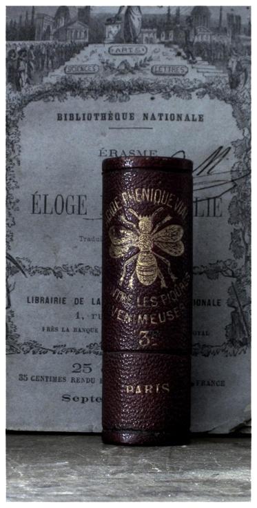 Antique book, Paris