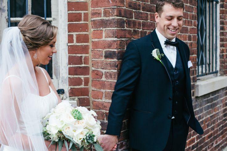 Louisville Wedding   The Gramercy   St. Johns United Church of Christ Kendra Lynne Photography   www.kendralynnephotography.com #kendralynnephotography #klphotos #stjohnsunitedchurchofchrist #kywedding #louisvillewedding #kentuckywedding #bridalportrait #brideportrait #wedding #marchwedding #springwedding #churchwedding #kentuckyweddings #bridegettingready #gettingready #ceremony #churchceremony #groomsmen #groom #bridesmaids #bridesmaidsphotos #firstlook