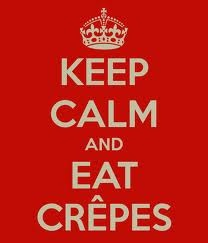 Keep Calm and Eat Crepes
