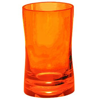 orange bathroom accessories bright red orange bath accessories
