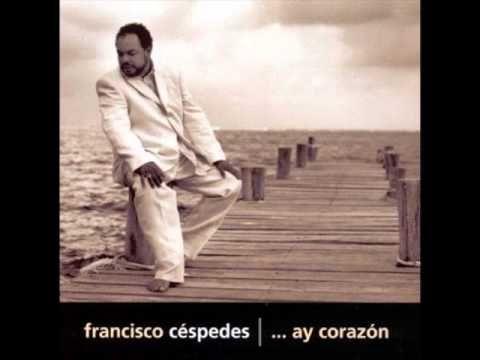 Francisco Céspedes - Te soñé, lluvia de abril. Proposta por Carmen Cabo.