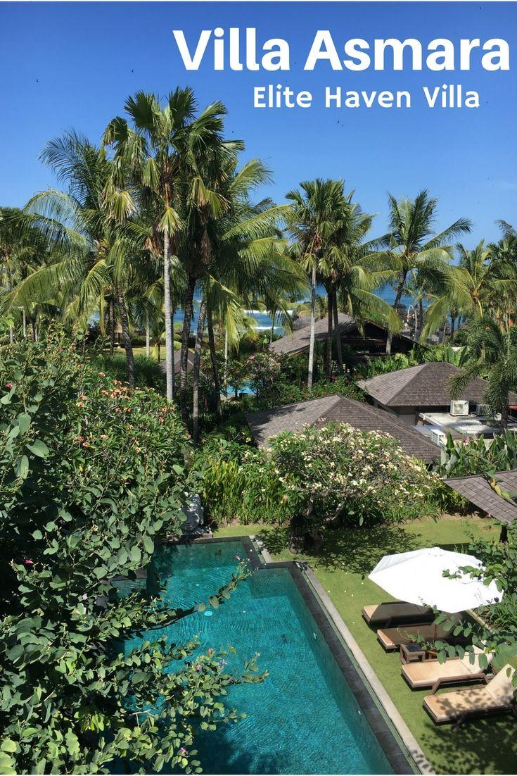 Our visit of Villa Asmara in Canggu, Bali. In a beautiful quiet spot, this villa is a true oasis.