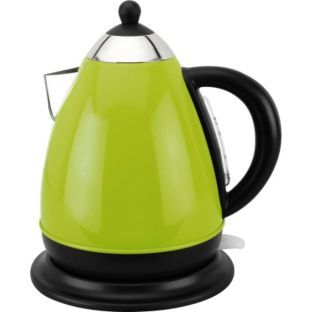 Buy Colour Match Stainless Steel Kettle - Apple Green at Argos.co.uk - Your Online Shop for Kettles.