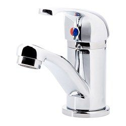 OLSKÄR Bath faucet, chrome plated $24.99 Article Number:802.190.33