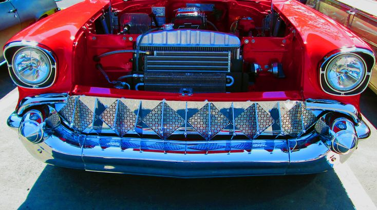 Custom Car Grill Material | Autos Post