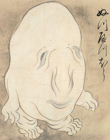のっぺらぼう by 佐脇嵩之(さわき すうし)