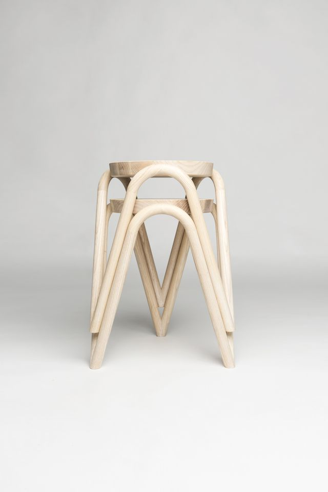 the VAVA stool by kristine five melvær