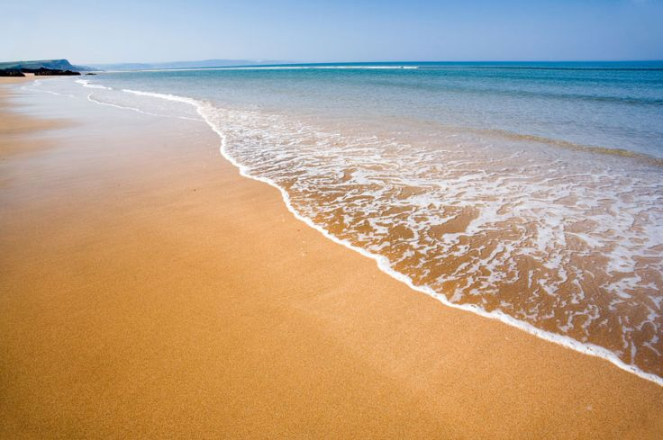 Widemouth Beach (Widemouth Bay) - North Cornwall, Cornwall Beaches......colors
