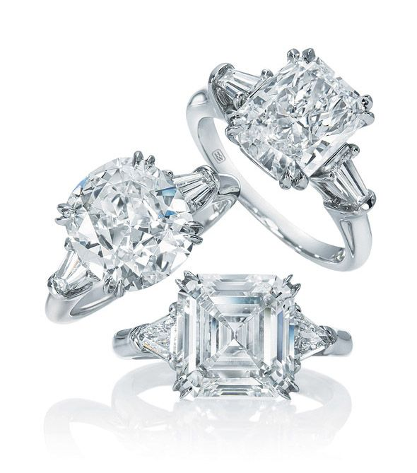 Gothic Style Wedding Rings 99 Stunning Cushion cut engagement rings