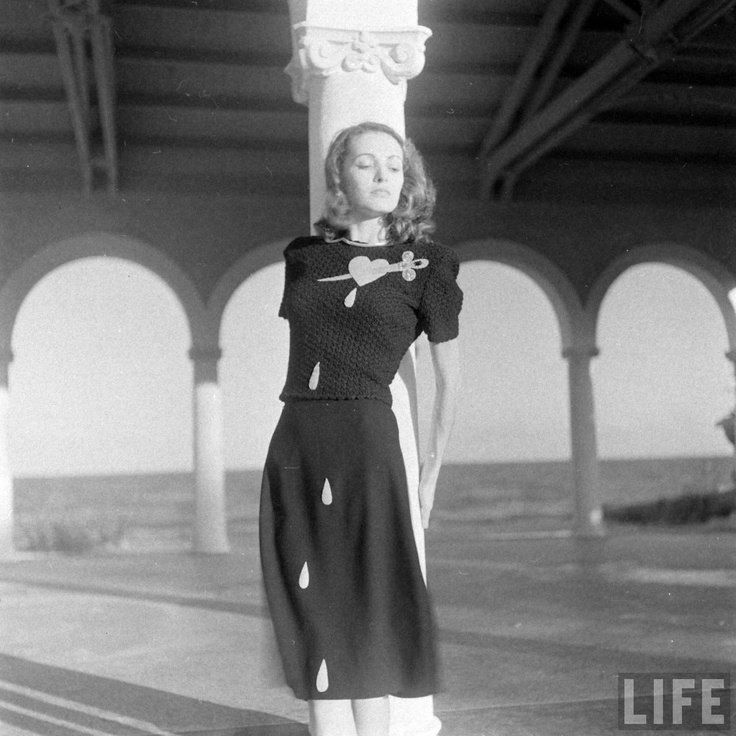 Image result for suze sweater 1940s