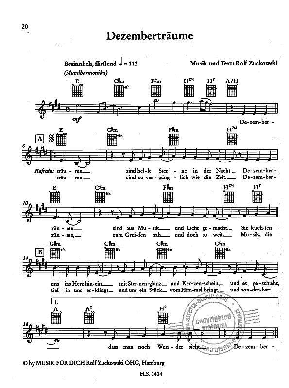 Zuckowski Lieder