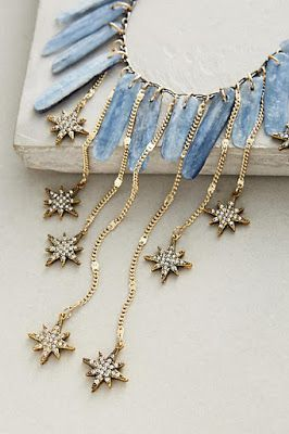 Anthropologie Favorites:: New Arrival Bohemian and Artisan Jewelry, Hair, Scarves, and Other Small Accessories