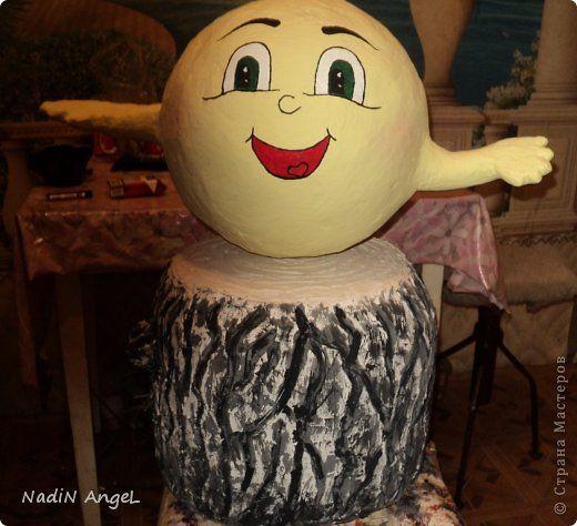 Добрый вечер,дорогие жители Страны мастеров! Сегодня ,я хочу с вами поделиться своим рецептом)  Берём лоток из под яиц и начинаем рвать на мелкие кусочки фото 14