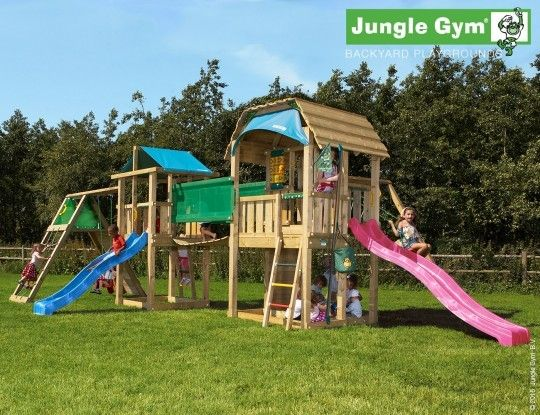 Play Paradise 1 ✨ - A spectacular playing field! #JungleGym