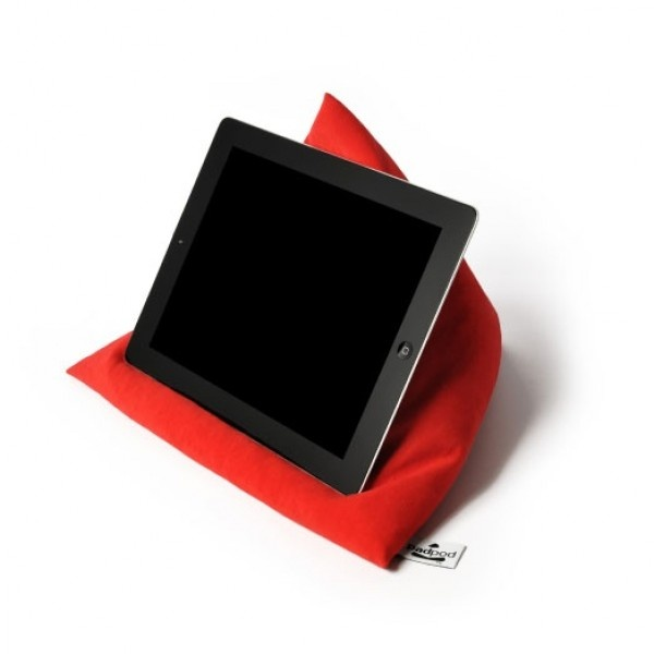 PadPod for iPad - Red - available at Manningham Road Chiropractic Centre and Armadale Chiropractic Centre in Melbourne, Australia.