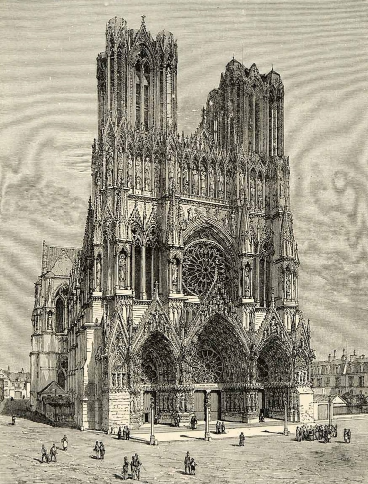 gothic churches cathedrals floor plans drawings