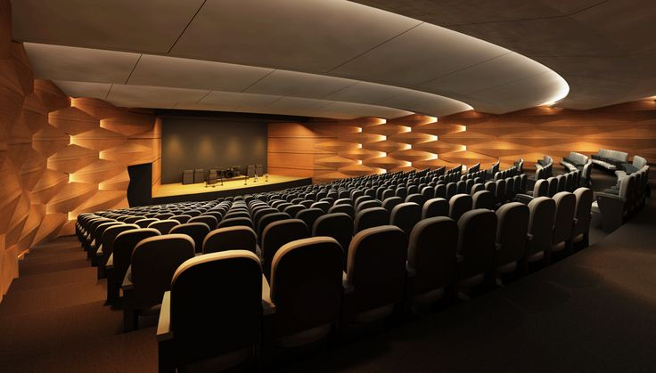 Auditorium design by rahemi rahman                                                                                                                                                                                 More