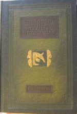 Through The Brazilian Wilderness  by Theodore Roosevelt - 1926 leather blound edition, fantastic find.