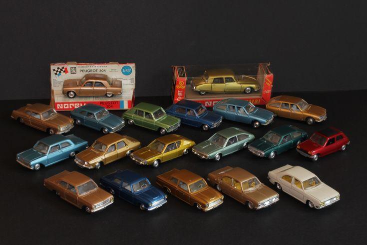 NOREV vintage JET CAR Early models Ford cortina, Chrysler 180, Peugeot 304, 204, 404 Citroen GS, RENAULT R15,R17, R12, R5