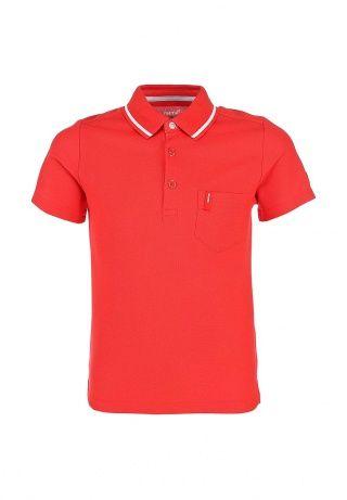 Детское поло красного цвета от Reima выполнено из быстросохнущего трикотажа, обладающего солнцезащитными свойствами (УФ-защита 40). Модель прямого кроя. Детали: воротник-поло на пуговицах, нагрудный карман. http://j.mp/1pPWC5H