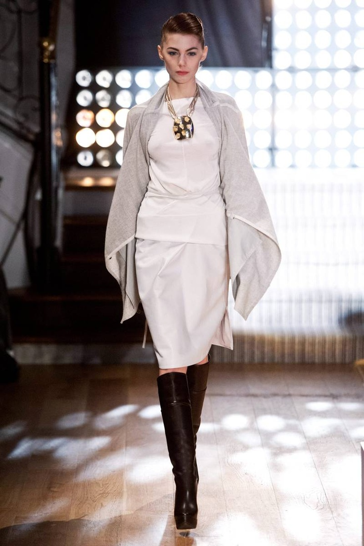 Gustavo Lins Spring 2013 Couture Collection - Fashion on TheCut