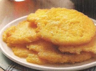 Fried Corn Cakes Recipe.... Simple and easy:-)