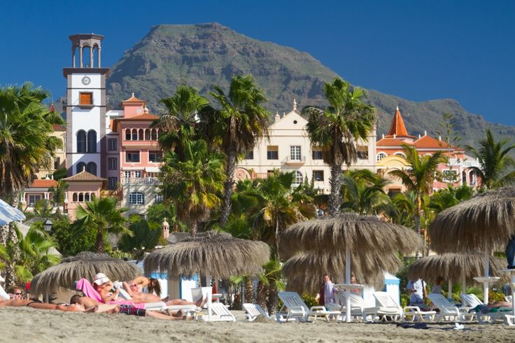 Playa del Duque, Tenerife - Islas Canarias