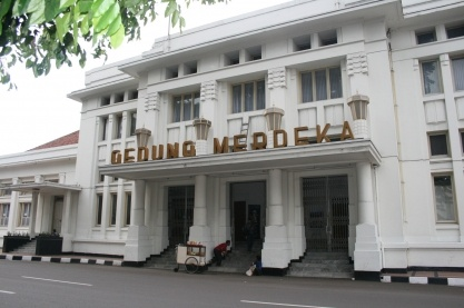 Museum Konferensi Asia Afrika, Bandung - West Java
