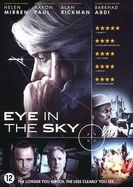 De Britse kolonel Catharine Powell komt voor een dilemma te staan als met een drone de schuilplaats van zelfmoordterroristen vernietigd kan worden terwijl er in die buurt een negenjarig meisje rondloopt. http://zoeken.antwerpen.bibliotheek.be/detail/Gavin-Hood/Eye-in-the-sky/Dvd/?itemid=|library/marc/vlacc|9959323