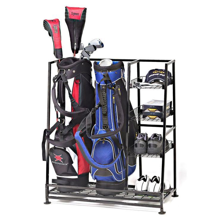 Organizing Golf Gear