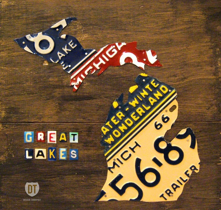 19 best Made in Michigan images on Pinterest | Michigan, Detroit and ...