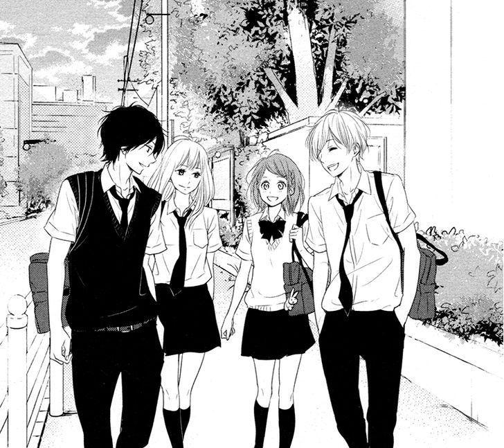 Download Manga Hiren Trip