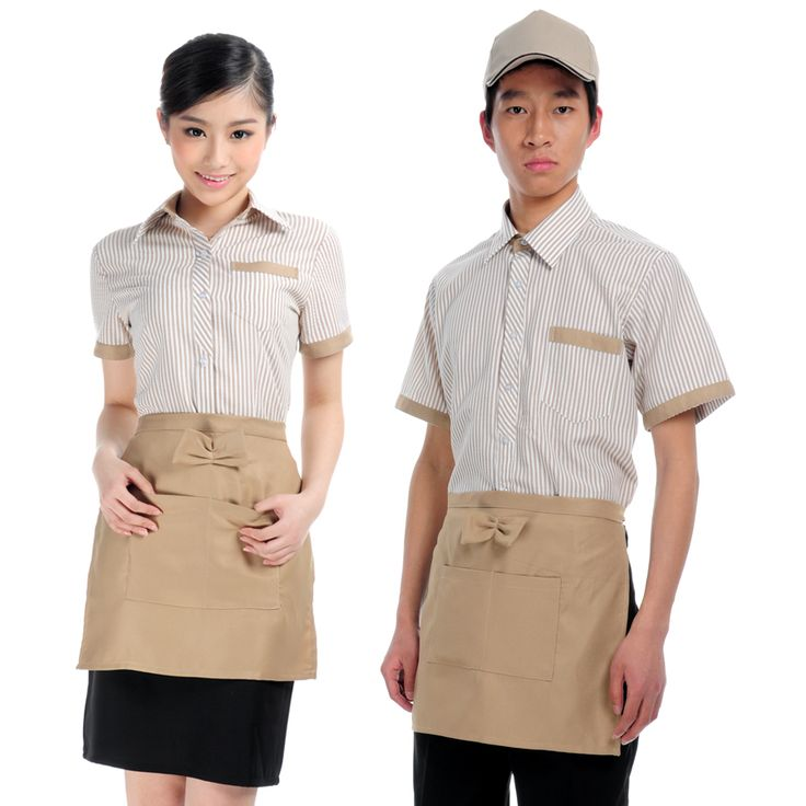 restaurant uniform - Google 搜索   3snails   Pinterest