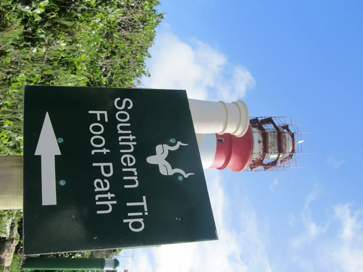 Visit the southernmost tip of Africa at Agulhas National Park in South Africa