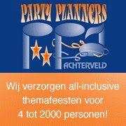 Themafeesten en kwissen boek je bij Party Planners Achterveld: 0342 -450503 www.party-planners.nl